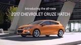 2017 Chevrolet Cruze Hatchback Starts at $22,190 GIF