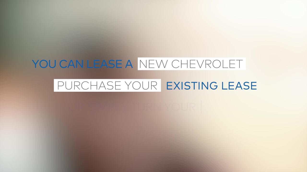 Lease End Gm Financial