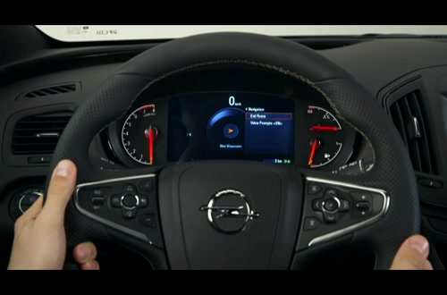 Opel Insignia Intellilink: Advanced functionality