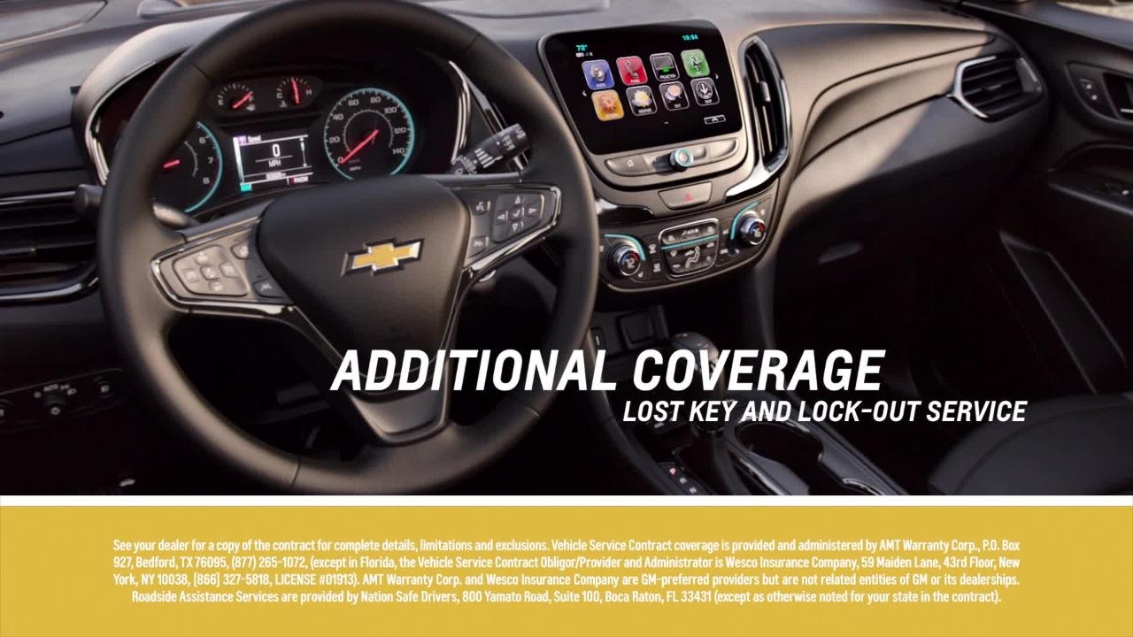 Protection Plan Chevrolet Protection